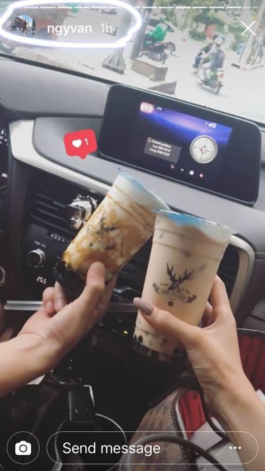 Bạn gái Huỳnh Anh gián tiếp công khai đi chơi với người yêu sau loạt động thái úp mở trên mạng xã hội - Ảnh 2.
