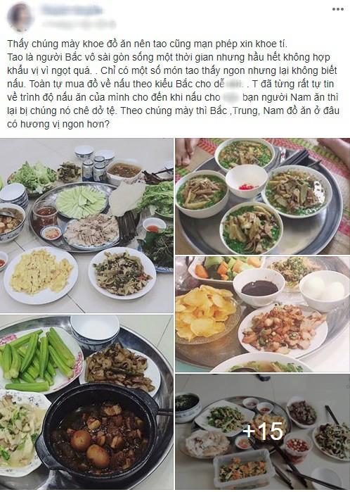 Giỏi bày vẽ được nhiều món, cô gái Hà Nội vẫn bị người Sài Gòn chê nấu ăn dở tệ nhưng câu chuyện đằng sau mới thật thú vị - Ảnh 1.