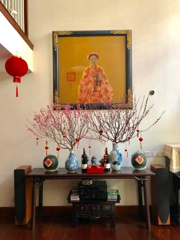 Ngắm biệt thự triệu đô với nội thất sang trọng của ca sĩ Quang Dũng tại Mỹ - Ảnh 9.