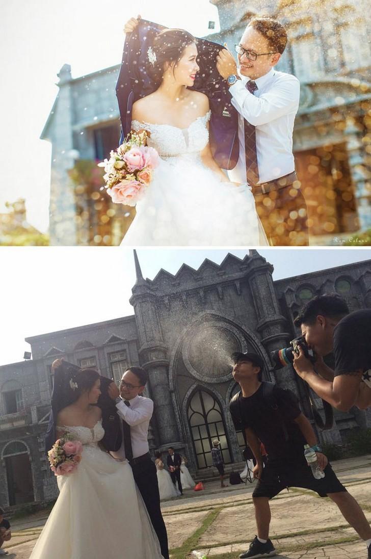 Những bức ảnh hậu trường chụp ảnh cười ra nước mắt của Việt Nam bất chợt lên báo nước ngoài - Ảnh 1.