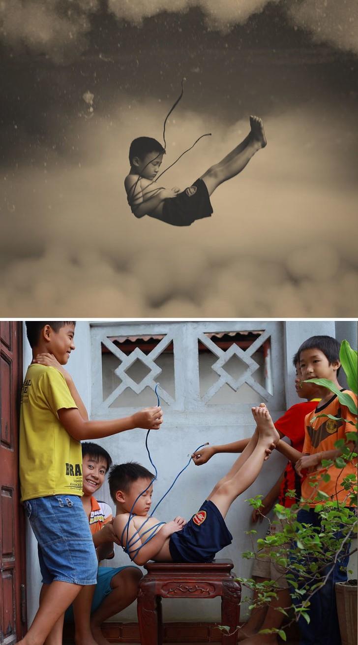 Những bức ảnh hậu trường chụp ảnh cười ra nước mắt của Việt Nam bất chợt lên báo nước ngoài - Ảnh 5.