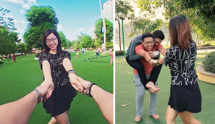 Những bức ảnh hậu trường chụp ảnh cười ra nước mắt của Việt Nam bất chợt lên báo nước ngoài - Ảnh 2.
