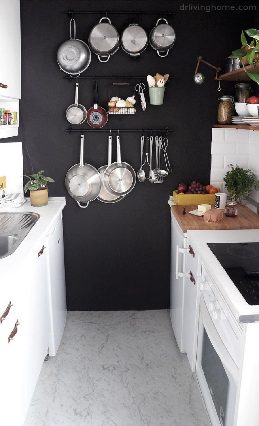 Muốn tủ bếp lúc nào cũng gọn gàng, ngăn nắp hãy tham khảo ngay những thiết kế lưu trữ đồ dùng làm bếp này - Ảnh 4.