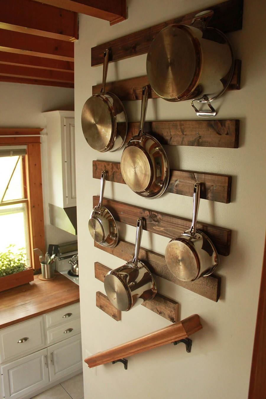 Muốn tủ bếp lúc nào cũng gọn gàng, ngăn nắp hãy tham khảo ngay những thiết kế lưu trữ đồ dùng làm bếp này - Ảnh 7.