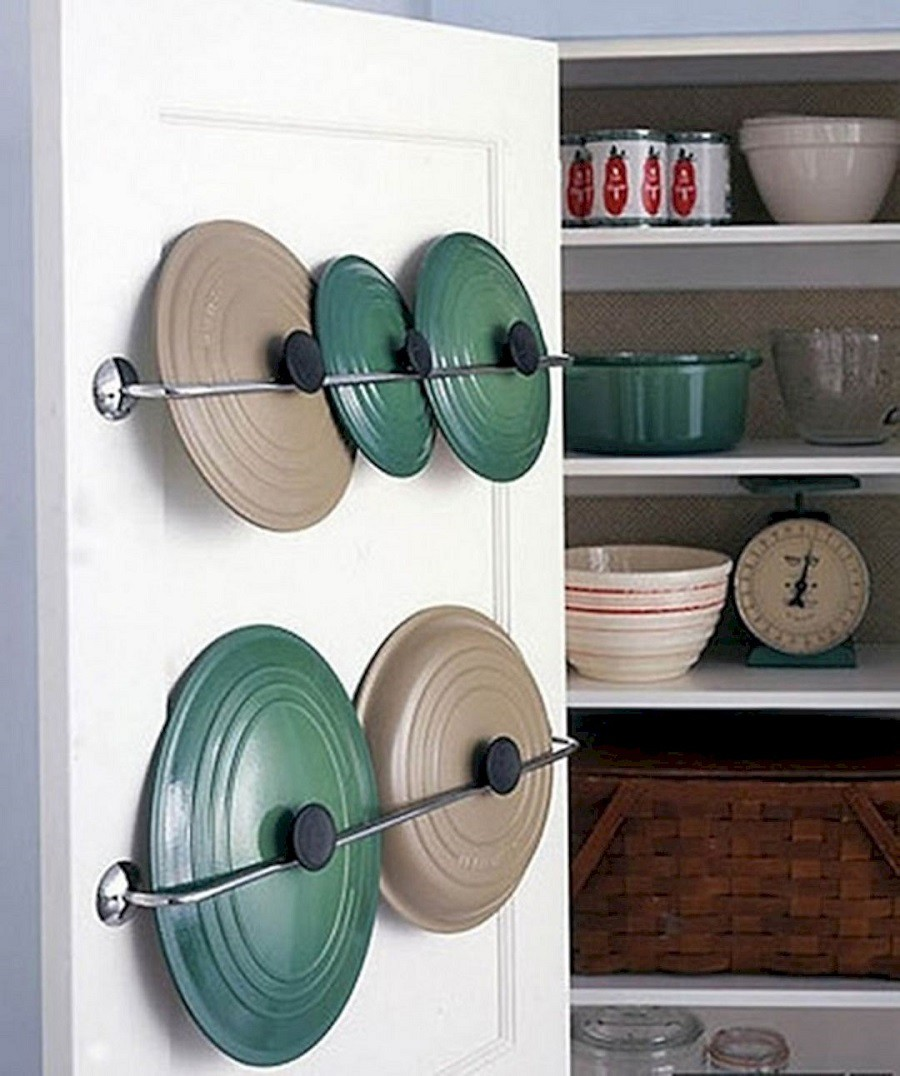 Muốn tủ bếp lúc nào cũng gọn gàng, ngăn nắp hãy tham khảo ngay những thiết kế lưu trữ đồ dùng làm bếp này - Ảnh 8.