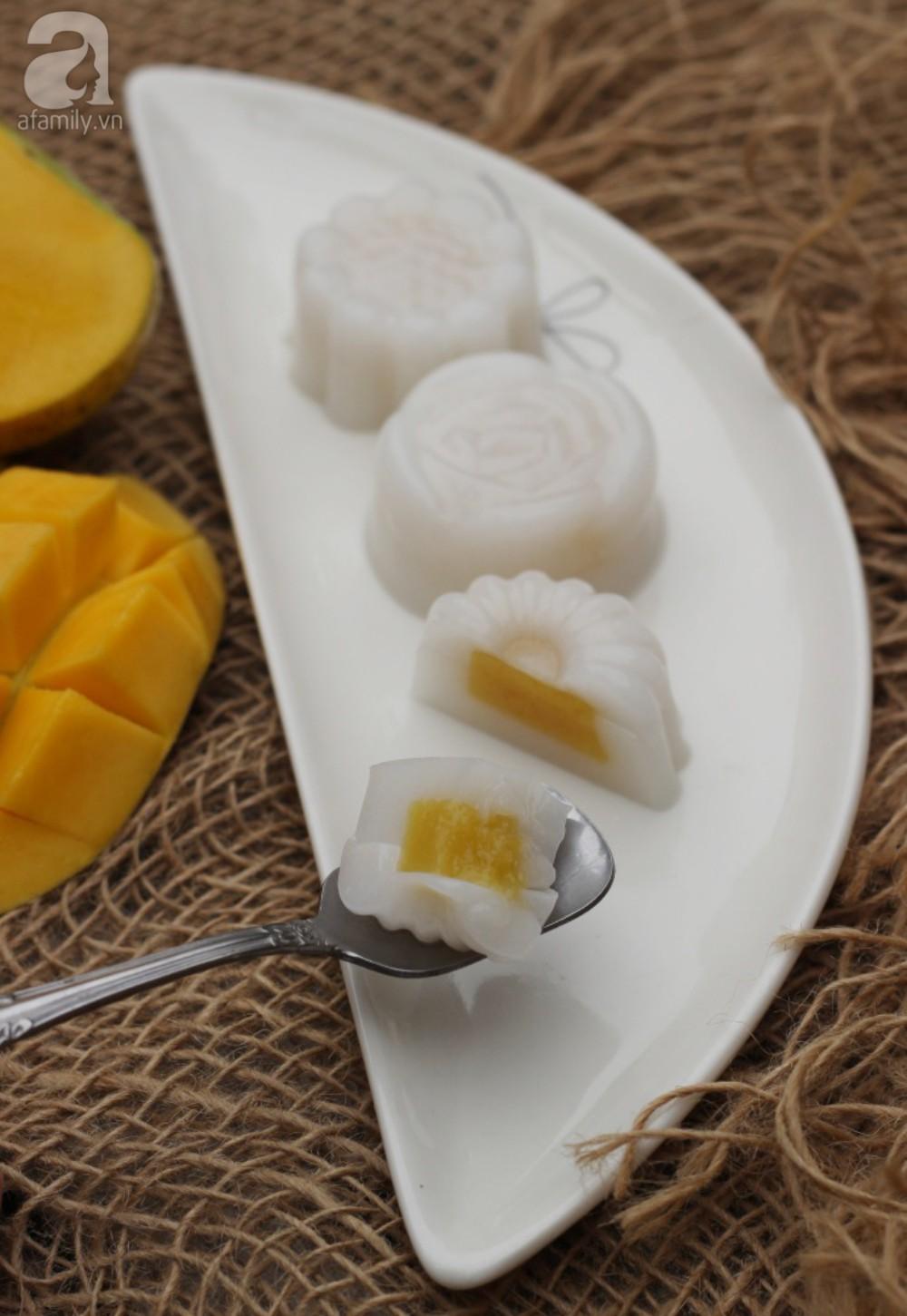Bí quyết làm món thạch dừa xoài thơm ngon ai ăn cũng mê - Ảnh 11.