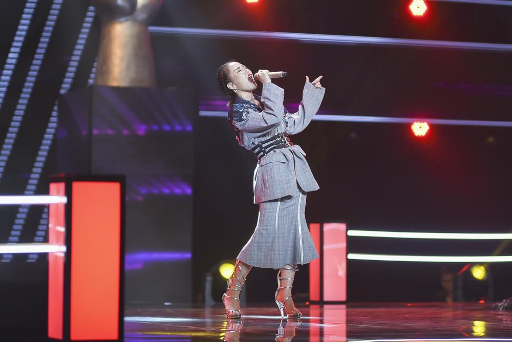 The Voice 2018: Noo Phước Thịnh rưng rưng nước mắt vì lần nữa đưa ra lựa chọn sai lầm - Ảnh 14.