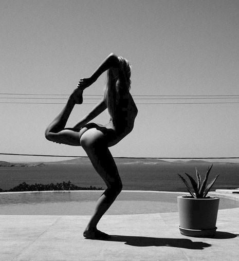 Chia sẻ của người đẹp tập yoga khỏa thân đang gây sốt trên mạng xã hội và thông điệp tuyệt vời mà cô muốn truyền tải - Ảnh 7.