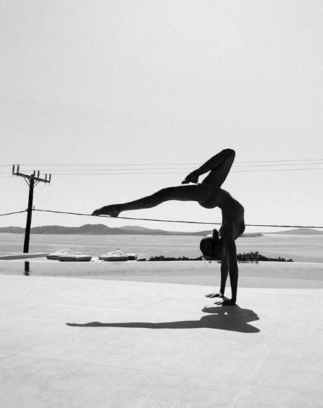 Chia sẻ của người đẹp tập yoga khỏa thân đang gây sốt trên mạng xã hội và thông điệp tuyệt vời mà cô muốn truyền tải - Ảnh 9.