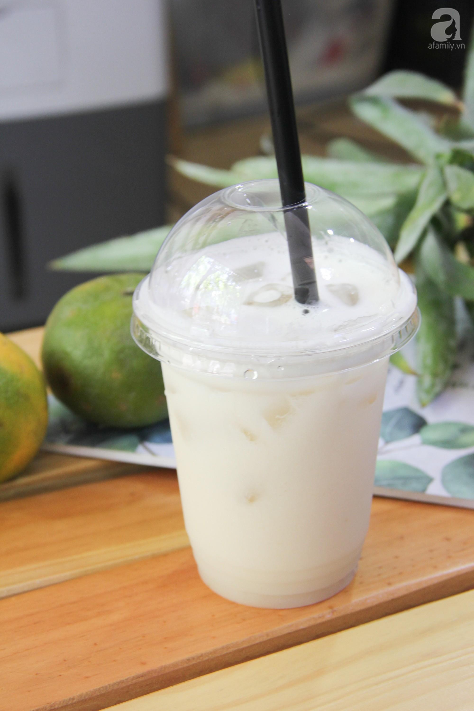 5 quán nước ép trái cây nguyên chất ngon, có dịch vụ giao hàng tận nơi cho những ngày Hà Nội nóng như đổ lửa  - Ảnh 9.