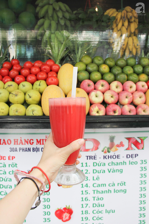 5 quán nước ép trái cây nguyên chất ngon, có dịch vụ giao hàng tận nơi cho những ngày Hà Nội nóng như đổ lửa  - Ảnh 18.