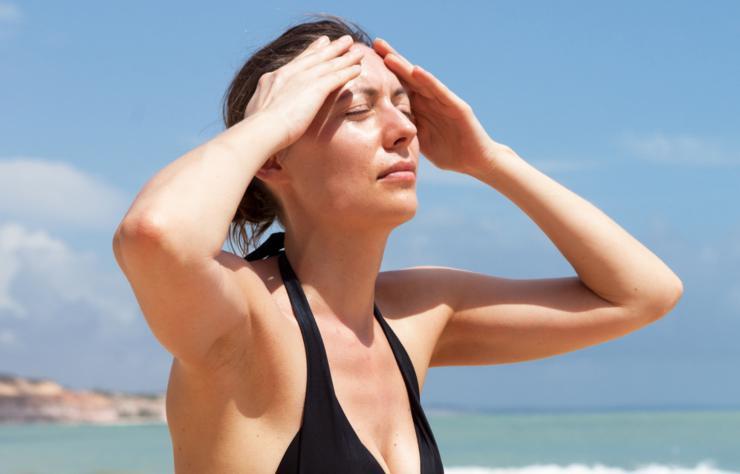 Nắng nóng trên 40 độ C, đừng quên làm 6 việc để tránh bệnh liên quan đến nhiệt như say nắng, kiệt sức - Ảnh 1.