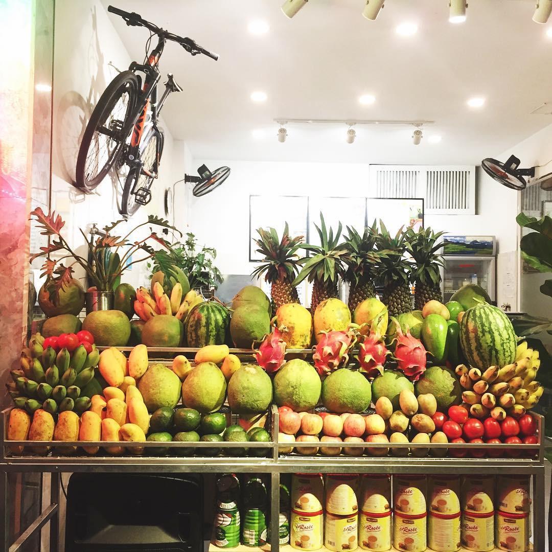 5 quán nước ép trái cây nguyên chất ngon, có dịch vụ giao hàng tận nơi cho những ngày Hà Nội nóng như đổ lửa  - Ảnh 20.