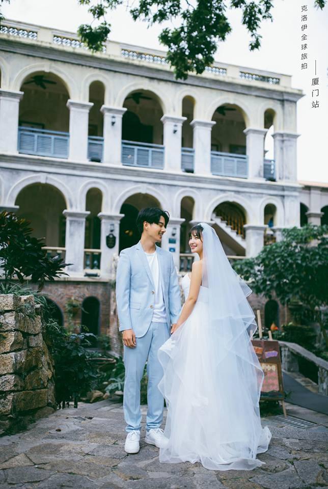 Ảnh cưới đơn giản nhưng vẫn khiến người xem lịm tim vì cô dâu và chú rể quá tình - Ảnh 4.