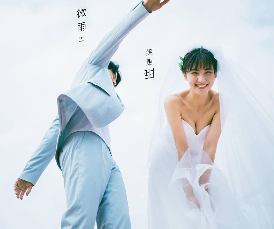 Ảnh cưới đơn giản nhưng vẫn khiến người xem lịm tim vì cô dâu và chú rể quá tình - Ảnh 5.