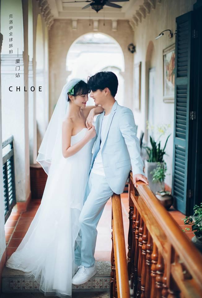 Ảnh cưới đơn giản nhưng vẫn khiến người xem lịm tim vì cô dâu và chú rể quá tình - Ảnh 6.