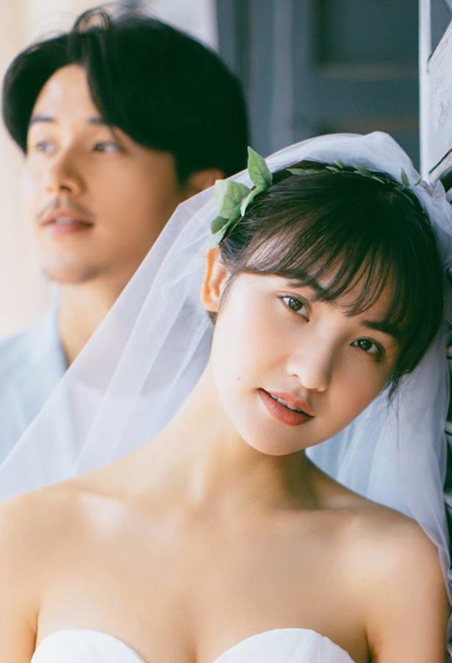 Ảnh cưới đơn giản nhưng vẫn khiến người xem lịm tim vì cô dâu và chú rể quá tình - Ảnh 8.