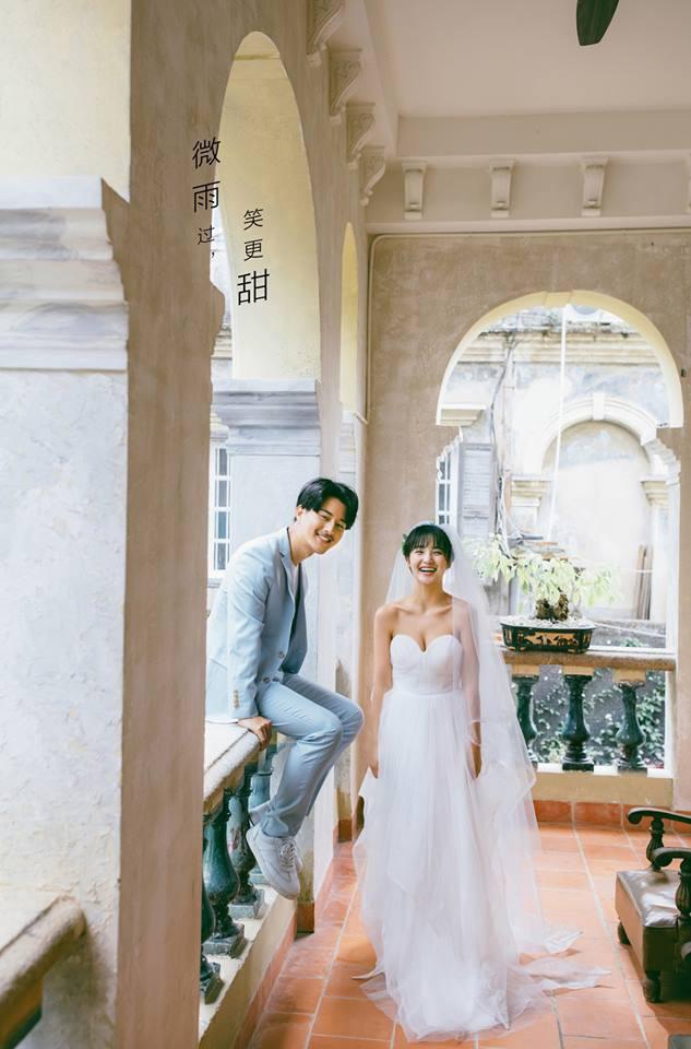 Ảnh cưới đơn giản nhưng vẫn khiến người xem lịm tim vì cô dâu và chú rể quá tình - Ảnh 9.