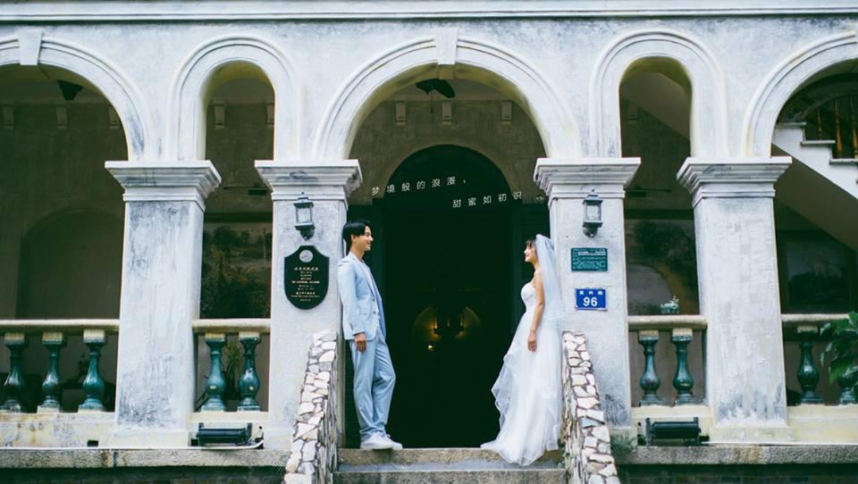 Ảnh cưới đơn giản nhưng vẫn khiến người xem lịm tim vì cô dâu và chú rể quá tình - Ảnh 10.