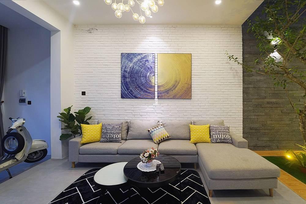 Ngôi nhà trẻ trung, ấm cúng của cặp vợ chồng trẻ với chi phí 950 triệu ở Đà Nẵng  - Ảnh 5.
