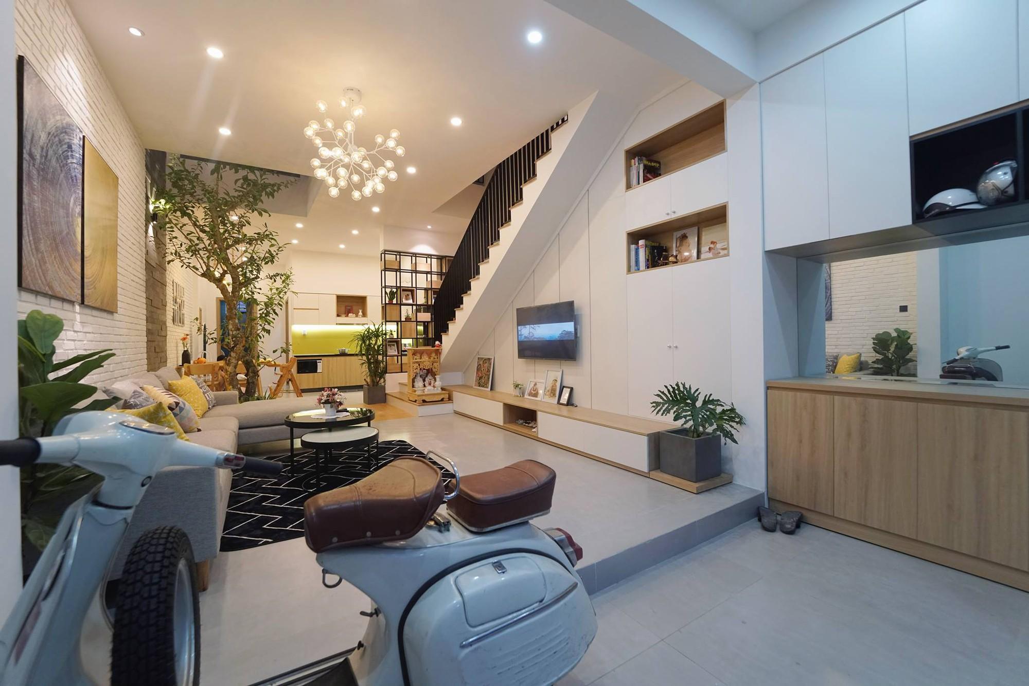 Ngôi nhà trẻ trung, ấm cúng của cặp vợ chồng trẻ với chi phí 950 triệu ở Đà Nẵng  - Ảnh 3.