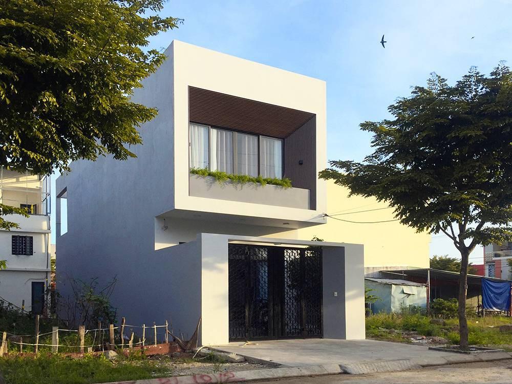 Ngôi nhà trẻ trung, ấm cúng của cặp vợ chồng trẻ với chi phí 950 triệu ở Đà Nẵng  - Ảnh 1.