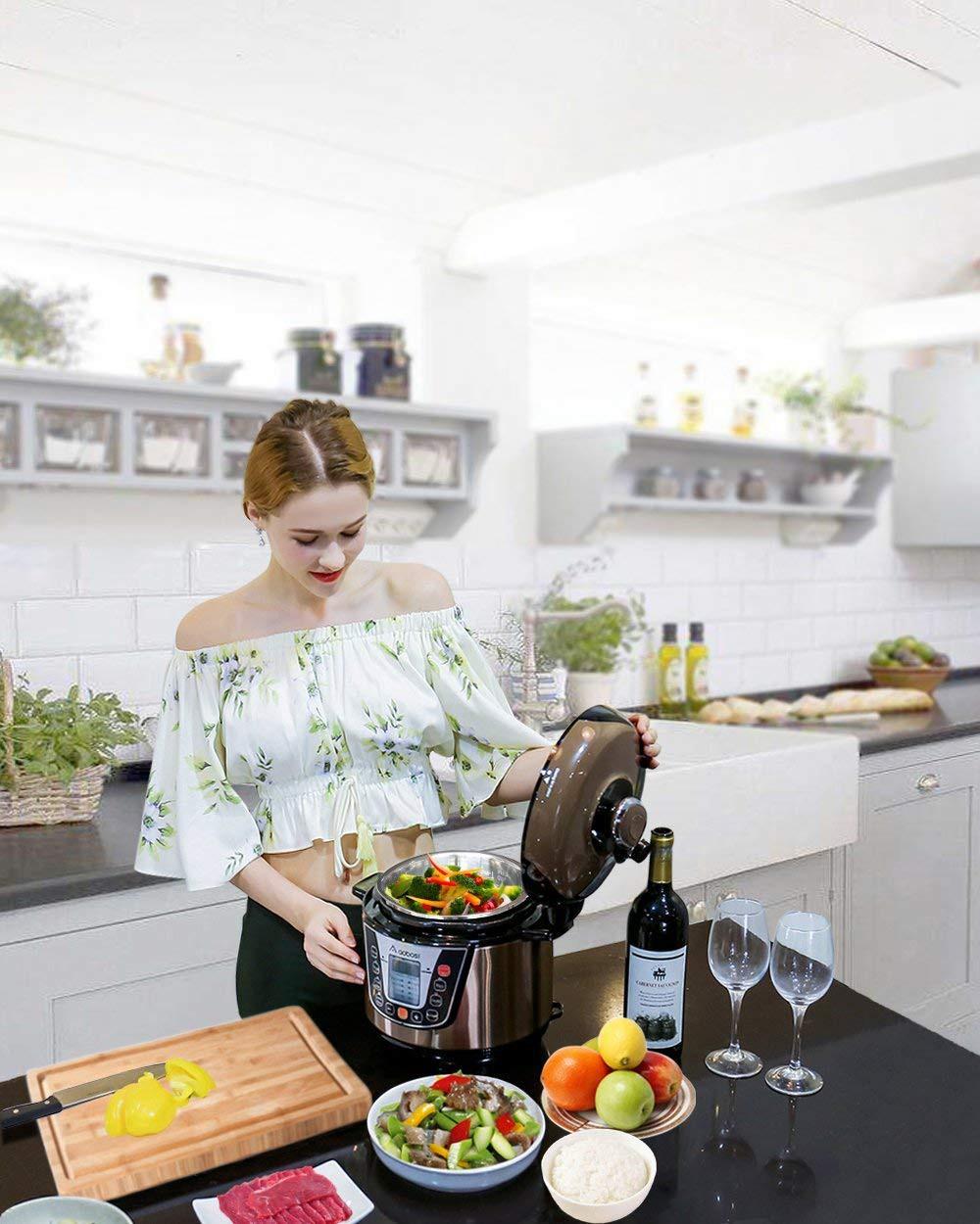 Gợi ý 8 loại nồi hầm thực phẩm giúp bạn nhàn nhã nấu đủ món trong những ngày nắng nóng - Ảnh 16.