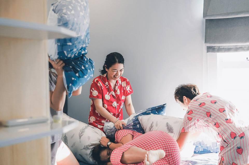 Từng nhiều lần nghỉ chơi, sau cùng 4 cô nàng này vẫn quyết định quay về bên nhau và thực hiện bộ ảnh kỷ niệm 20 năm tình bạn - Ảnh 9.