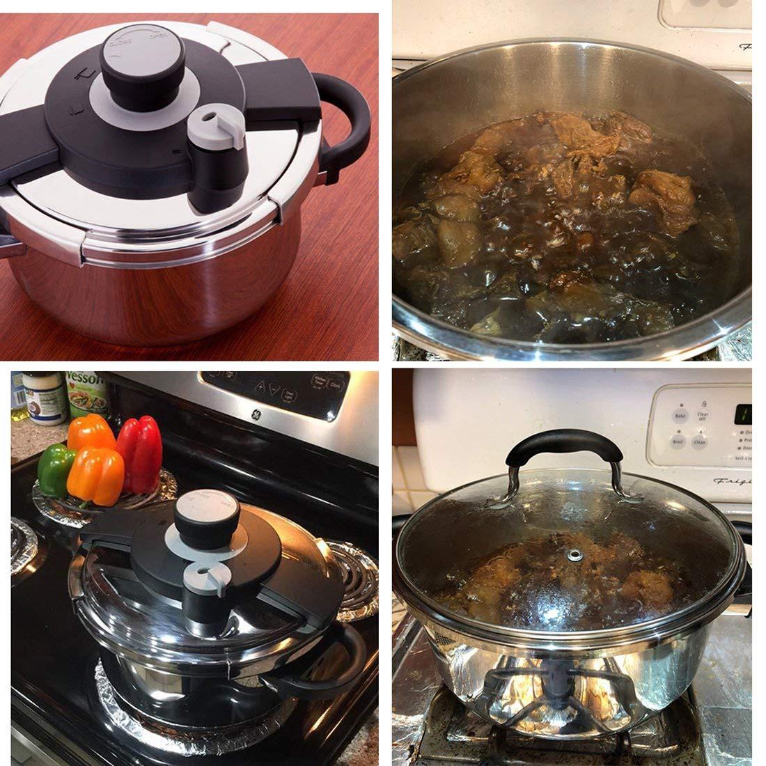 Gợi ý 8 loại nồi hầm thực phẩm giúp bạn nhàn nhã nấu đủ món trong những ngày nắng nóng - Ảnh 6.