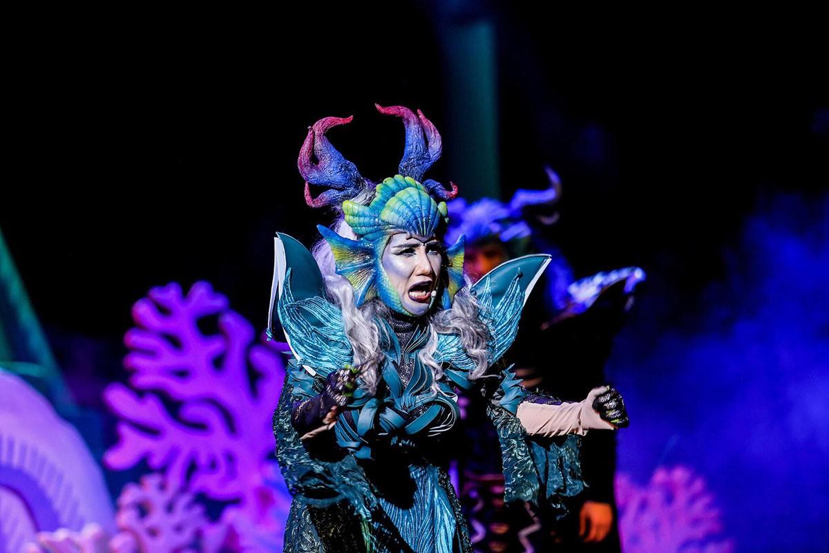 Khả Như làm công chúa, Cát Tường hóa lão bà đầy quyền lực - Ảnh 3.