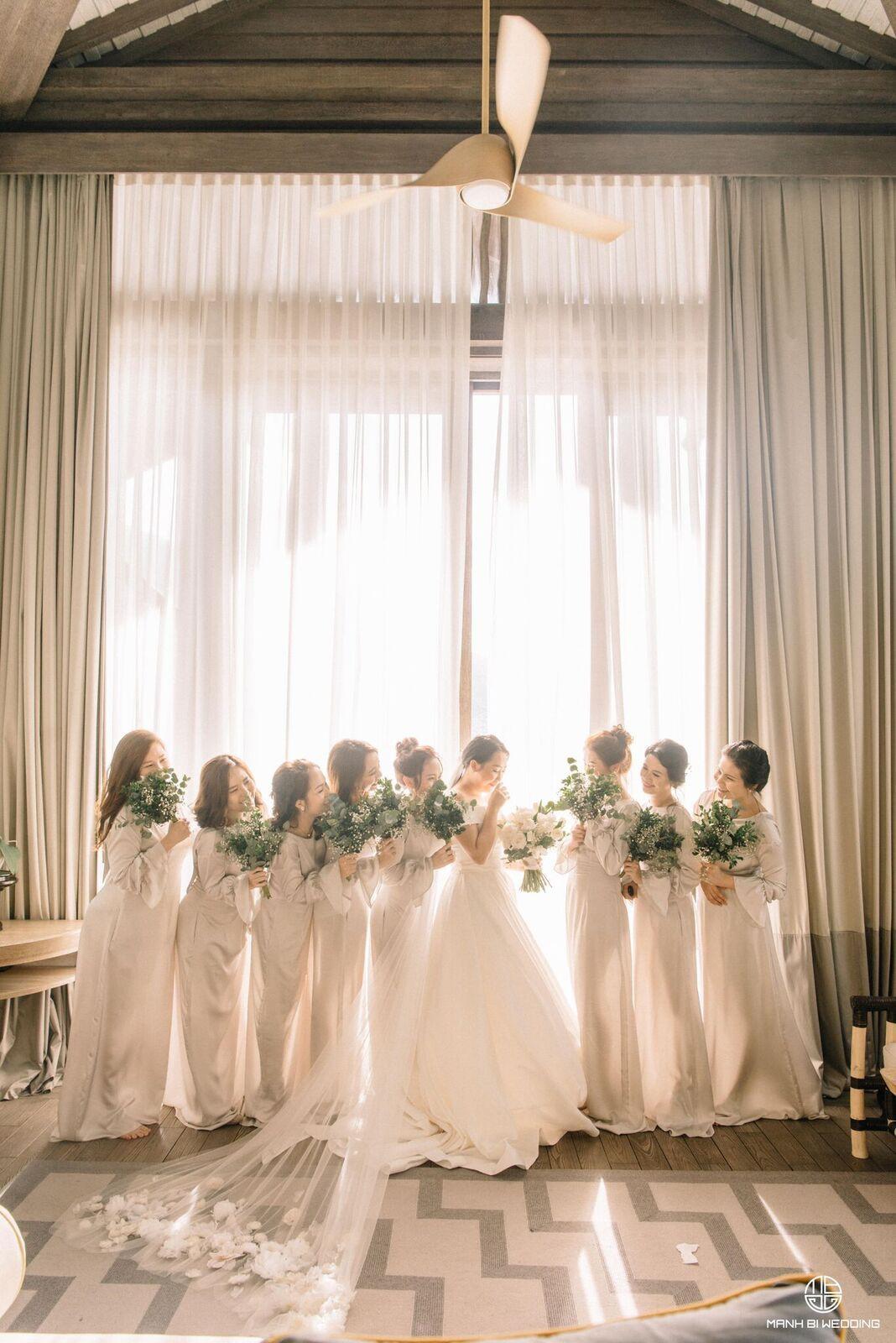 Nhà văn Gào chia sẻ nhiều thông tin thú vị về đám cưới như mơ ngay sau tiệc cưới hoành tráng trên bờ biển - Ảnh 8.