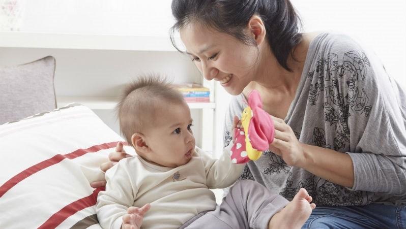 Thời kỳ vàng kích thích trí não bé phát triển cha mẹ không nên bỏ lỡ - Ảnh 1.