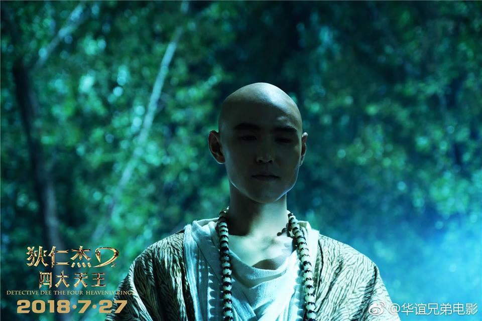 Fan khóc thét khi thấy thái tử Nguyễn Kinh Thiên cạo đầu làm thầy tu  - Ảnh 6.