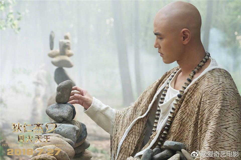 Fan khóc thét khi thấy thái tử Nguyễn Kinh Thiên cạo đầu làm thầy tu  - Ảnh 7.
