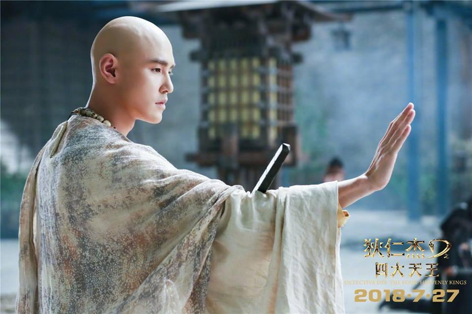 Fan khóc thét khi thấy thái tử Nguyễn Kinh Thiên cạo đầu làm thầy tu  - Ảnh 8.