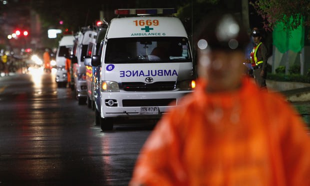 Đội bóng Thái mắc kẹt: thêm 4 cậu bé được đưa ra ngoài, khép lại ngày giải cứu thứ 2  - Ảnh 28.