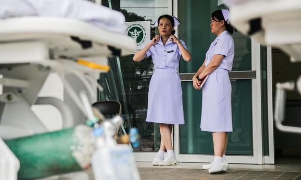 Đội bóng Thái mắc kẹt: thêm 4 cậu bé được đưa ra ngoài, khép lại ngày giải cứu thứ 2  - Ảnh 32.