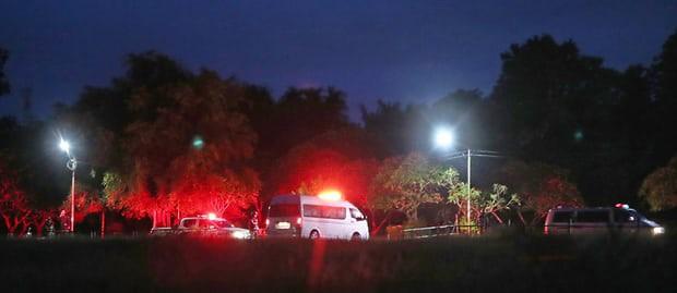Đội bóng Thái mắc kẹt: thêm 4 cậu bé được đưa ra ngoài, khép lại ngày giải cứu thứ 2  - Ảnh 31.