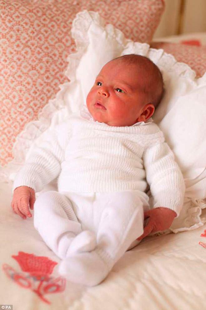 Hoàng tử Harry mạnh tay chi số tiền khủng tặng quà quý cho cháu trai Louis trong ngày lễ rửa tội - Ảnh 2.