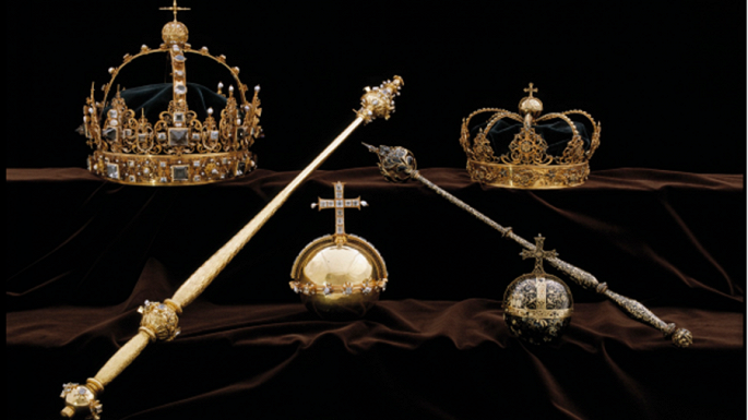 Kẻ trộm cổ vật hoàng gia Thụy Điển tẩu thoát ngoạn mục như trong phim - Ảnh 1.