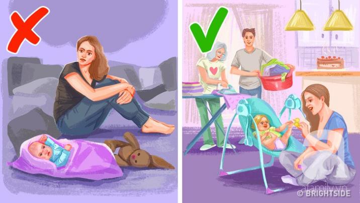 Những con số choáng váng về thời gian để cơ thể người mẹ có thể phục hồi sau khi sinh - Ảnh 8.