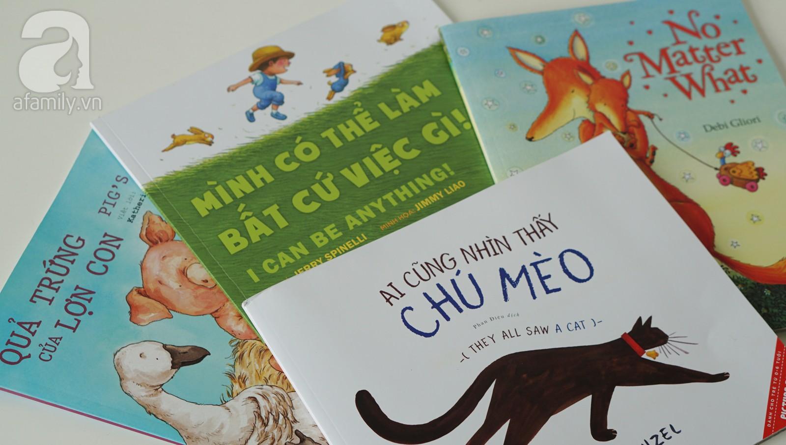 Muốn con học siêu tiếng Anh từ nhỏ, bố mẹ không thể bỏ qua những cuốn sách song ngữ này! - Ảnh 2.