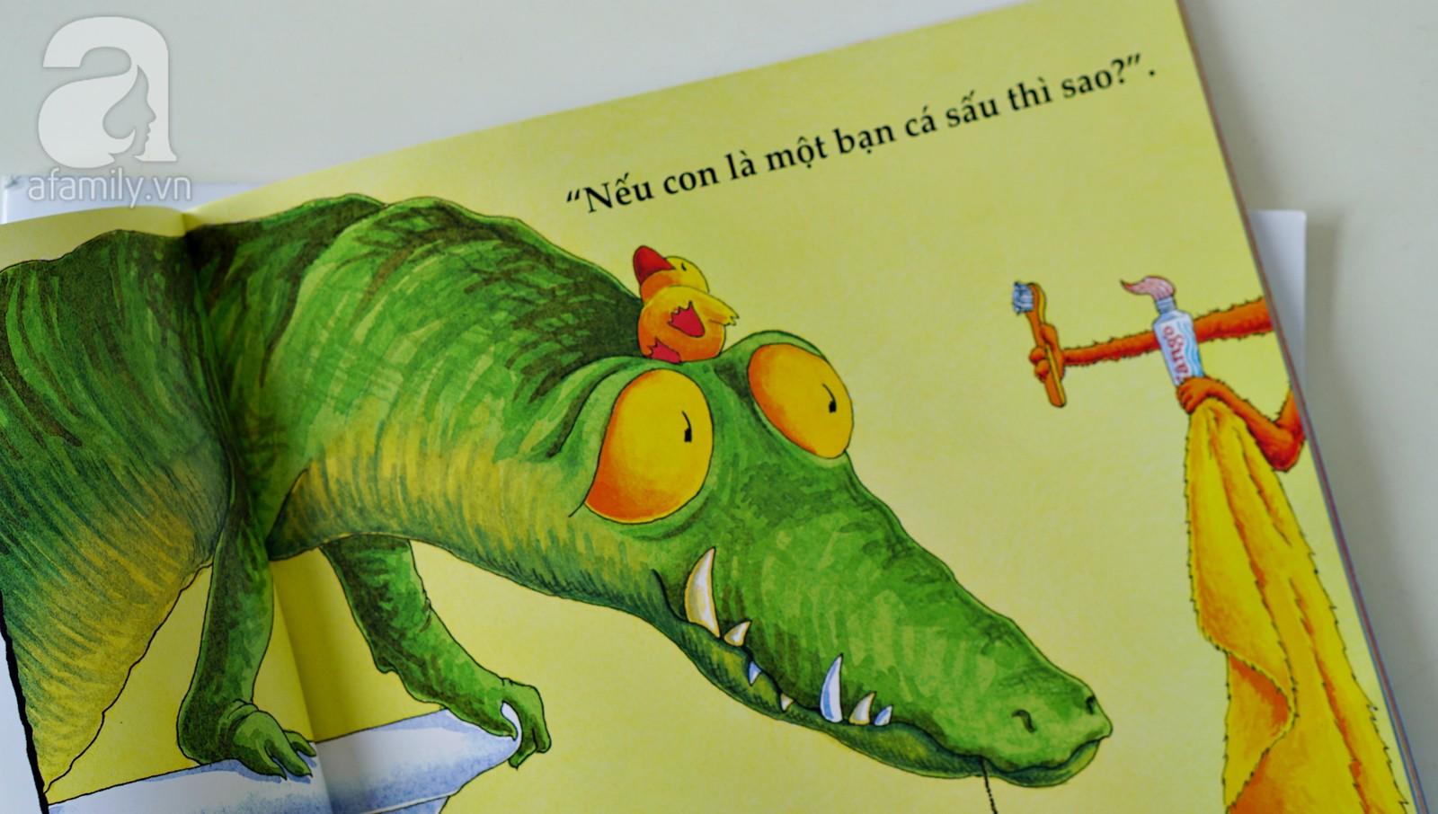 Muốn con học siêu tiếng Anh từ nhỏ, bố mẹ không thể bỏ qua những cuốn sách song ngữ này! - Ảnh 8.