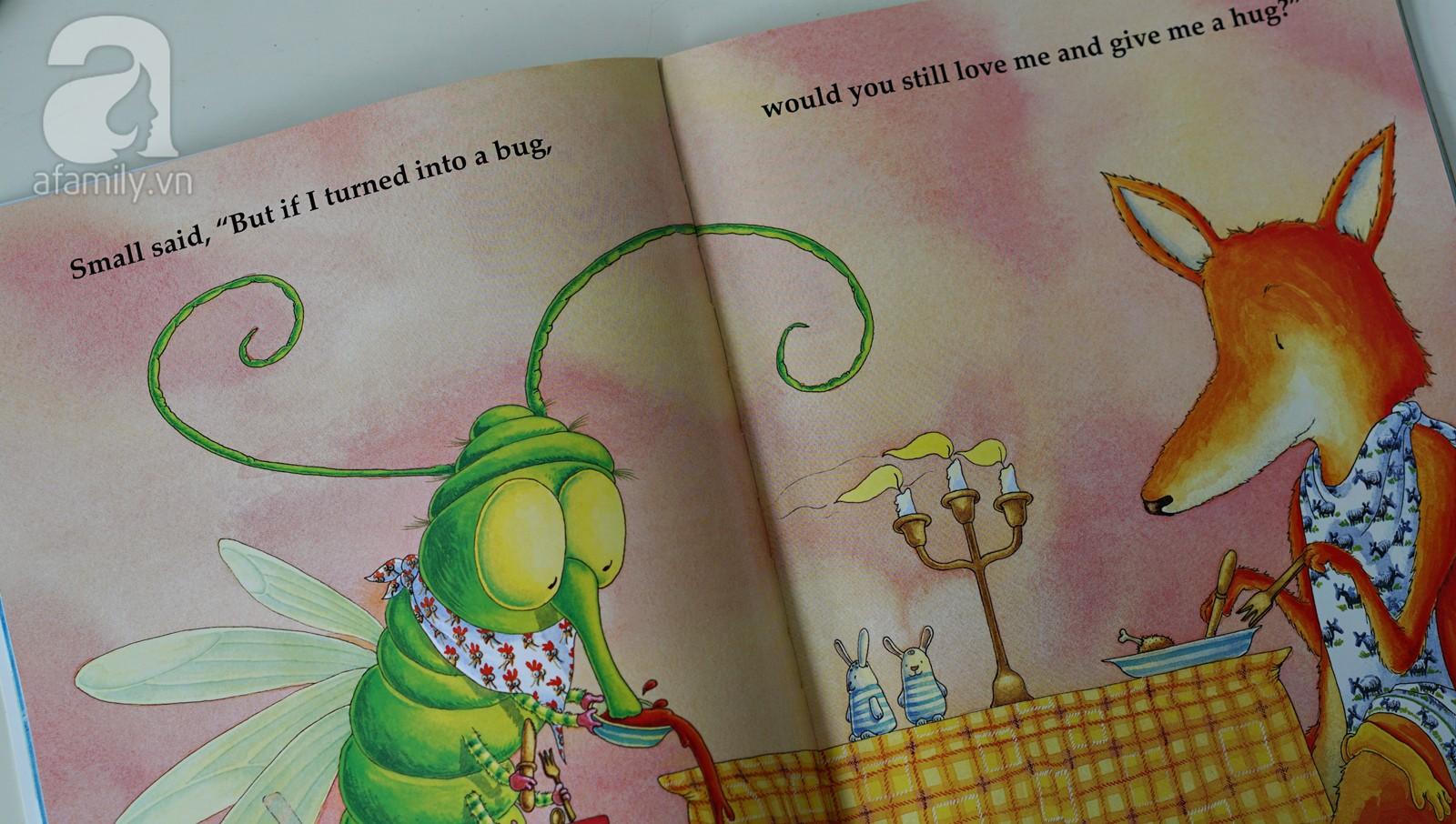 Muốn con học siêu tiếng Anh từ nhỏ, bố mẹ không thể bỏ qua những cuốn sách song ngữ này! - Ảnh 10.