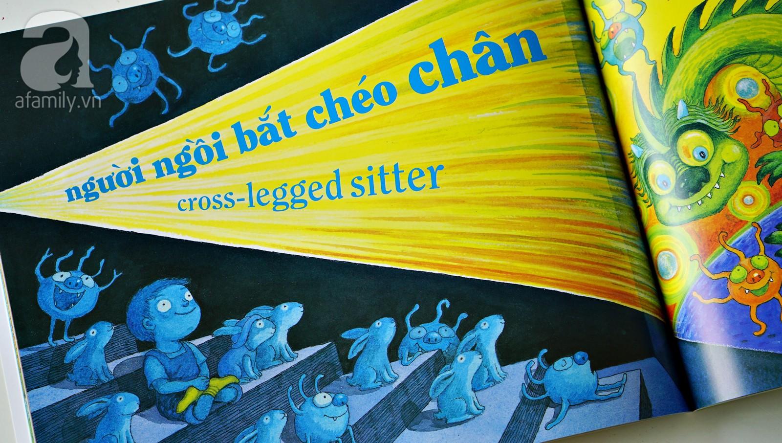 Muốn con học siêu tiếng Anh từ nhỏ, bố mẹ không thể bỏ qua những cuốn sách song ngữ này! - Ảnh 4.