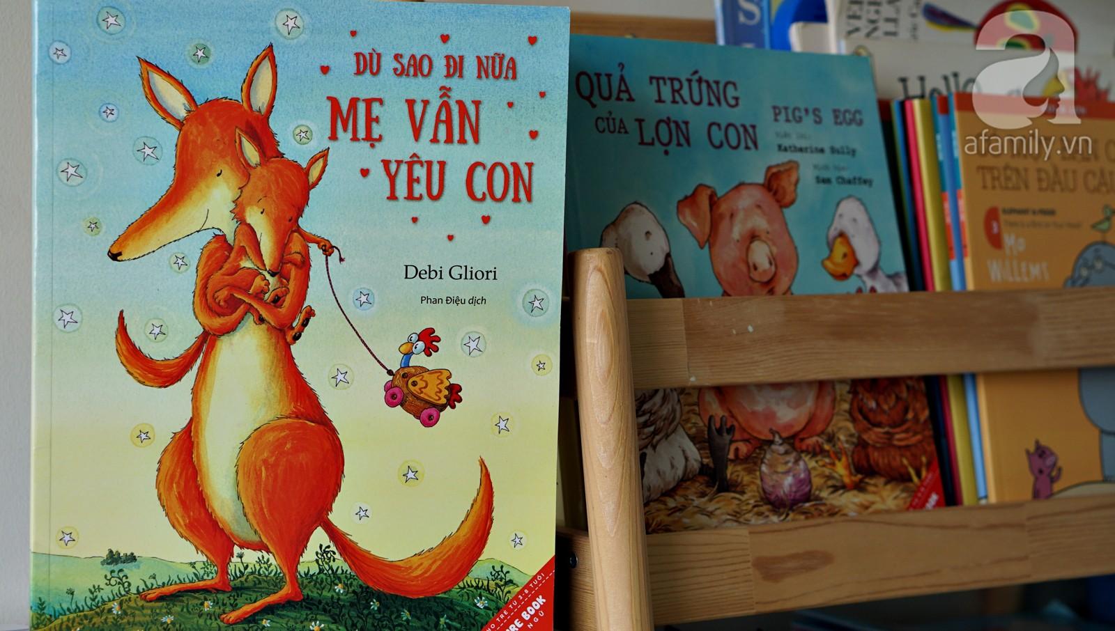 Muốn con học siêu tiếng Anh từ nhỏ, bố mẹ không thể bỏ qua những cuốn sách song ngữ này! - Ảnh 7.