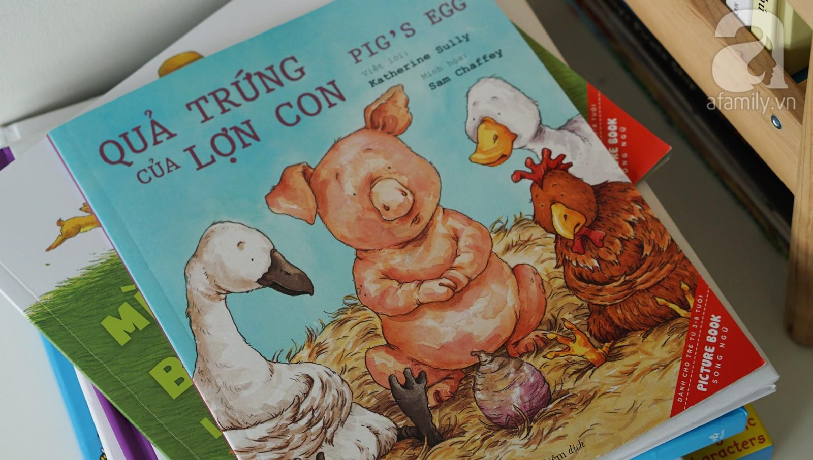 Muốn con học siêu tiếng Anh từ nhỏ, bố mẹ không thể bỏ qua những cuốn sách song ngữ này! - Ảnh 15.