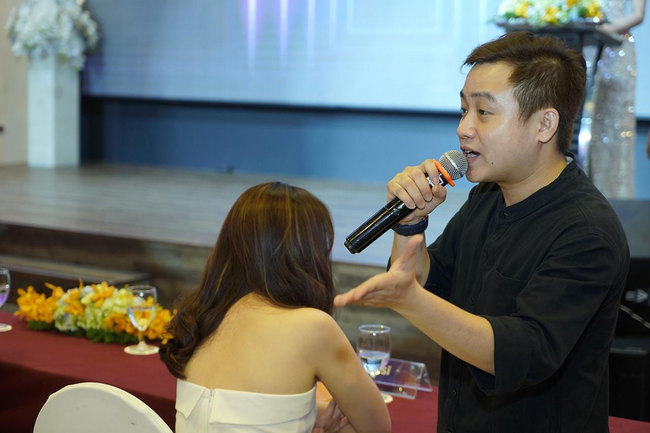 Hari Won hé lộ lý do làm MC chung với Trấn Thành dù nói tiếng Việt không tốt - Ảnh 6.