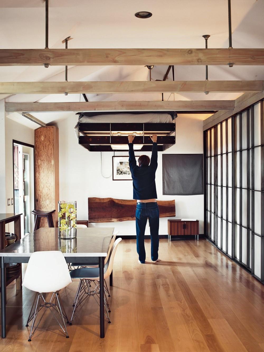 """10 thiết kế phòng ngủ dưới đây sẽ cho bạn thấy dù nhà bạn có chật thế nào, kiến trúc sư vẫn """"xơi tái"""" được hết - Ảnh 2."""