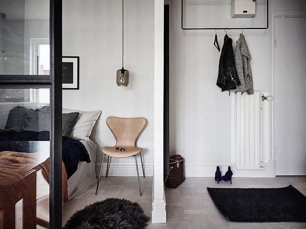 Căn hộ nhỏ vỏn vẹn 26m² nhưng góc nào góc nấy đẹp như khách sạn nhờ áp dụng phong cách này - Ảnh 4.